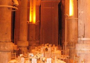 Citibank Mexico Dinner at Roman Cistern
